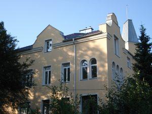 Villa Piccini, Linz