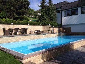 Pool mit Terrasse, Engerwitzdorf