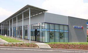 Nahversorgungszentrum, Steyregg