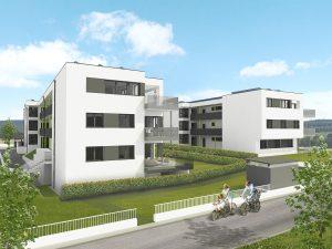 Wohnanlage Katzbach, Linz
