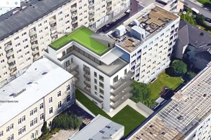 Stadtwohnhaus Fabrikstraße, Linz